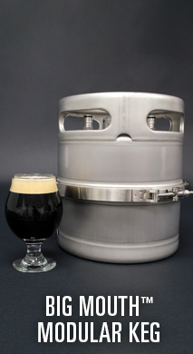 Big Mouth Modular Keg