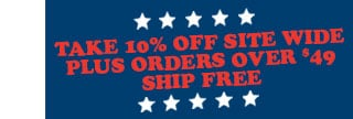 10% OFF & Free Shipping