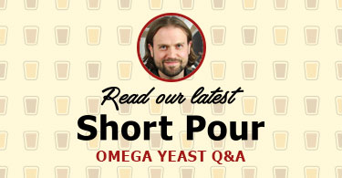 Short Pours - Omega Yeast Q&A