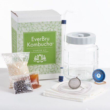 Everbru Kombucha Starter Kit