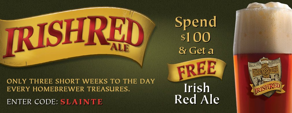 Free Irish Red Ale