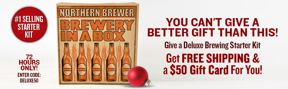 Buy a Deluxe Starter Kit, Get a FREE $50 Gift Card