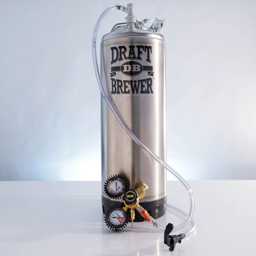 Draft Brewer Kegging Systems