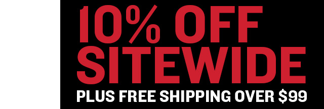 10% Off Sitewide & Free Shipping Over $99