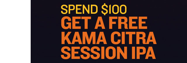 Spend $100, Get a Free Kama Citra