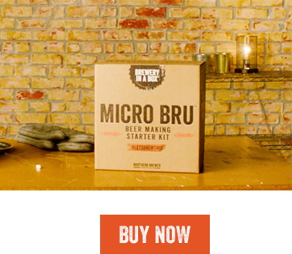 Micro Bru Beer Making Starter Kit