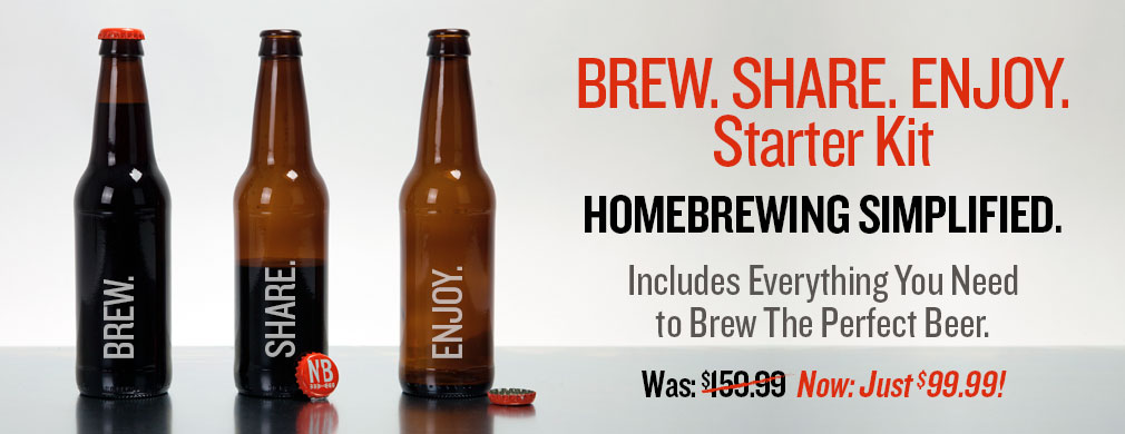 Brew. Share. Enjoy!