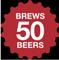 Brew 50 Beers