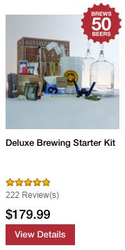 Delux Brewing Starter Kit